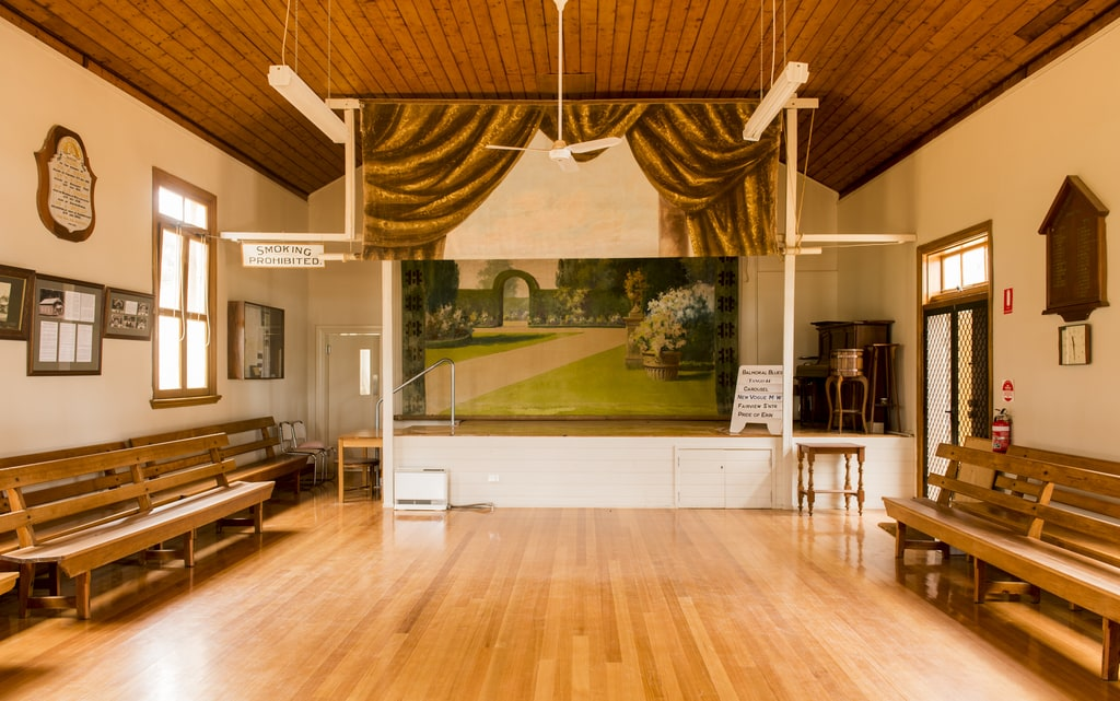 Memorial Hall, Kooreh, Vic. 2012